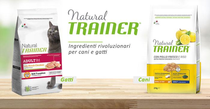 Diventa tester prodotti Natural Trainer