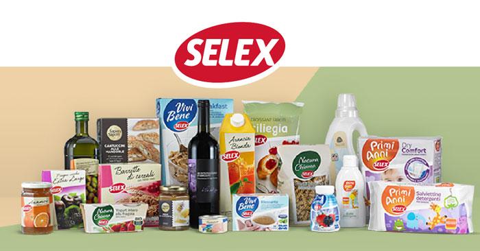 Diventa tester prodotti Selex