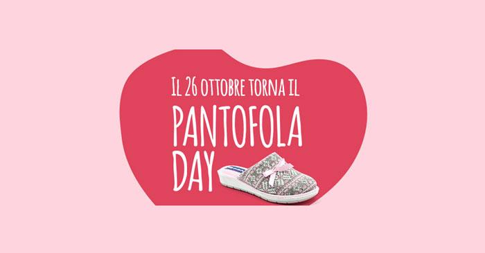 Pantofola Day inblu