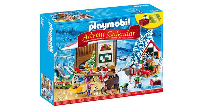 Playmobil Calendario dell'Avvento Babbo Natale