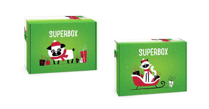 Zooplus: Superbox winter Edition