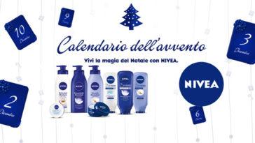 concorso Calendario avvento Nivea
