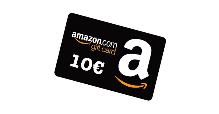 Amazon: codice sconto 10 euro