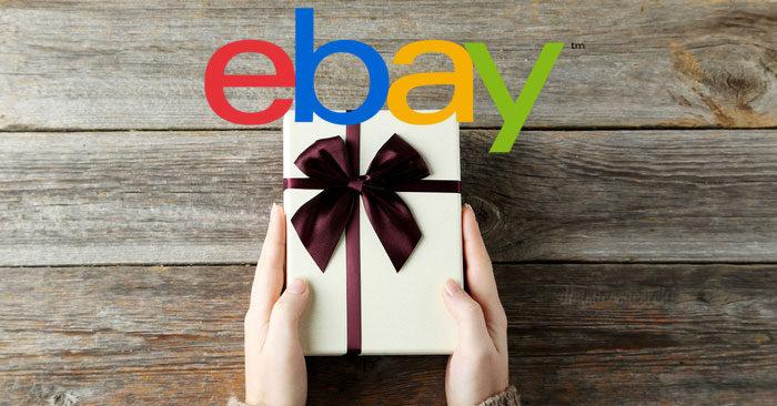 Codice promozionale Ebay Natale