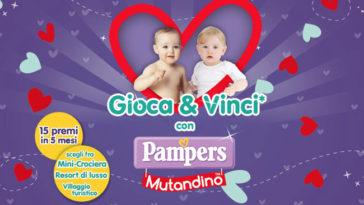mutandino Pampers concorso
