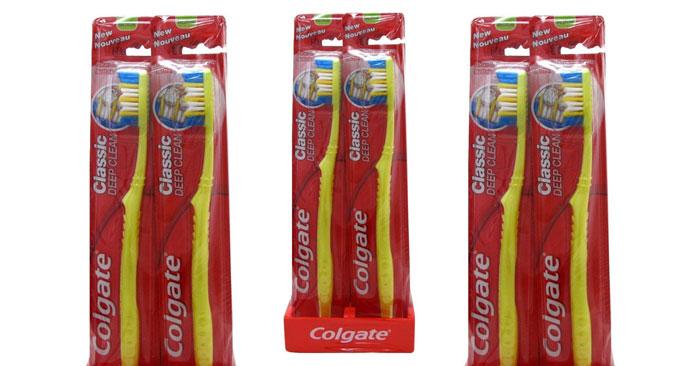spazzolini colgate offerta