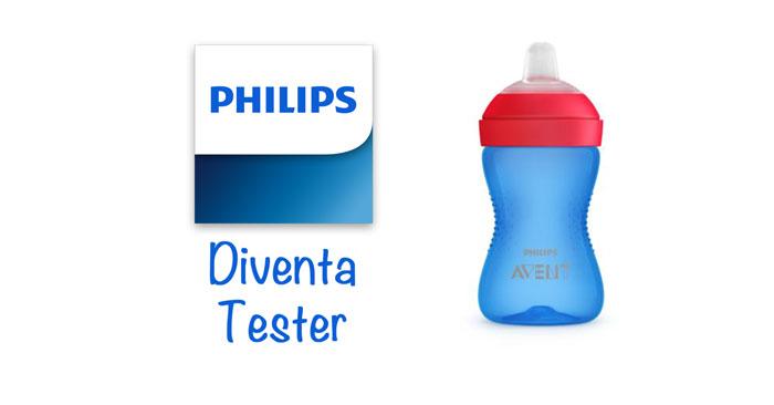 Diventa tester Tazza My Grippy di Philips Avent