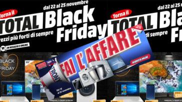 Volantini Black Friday 2018: sconti offerte