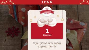 Calendario dei regali Thun