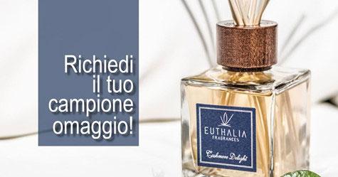 Campioni omaggio Euthalia Fragrance