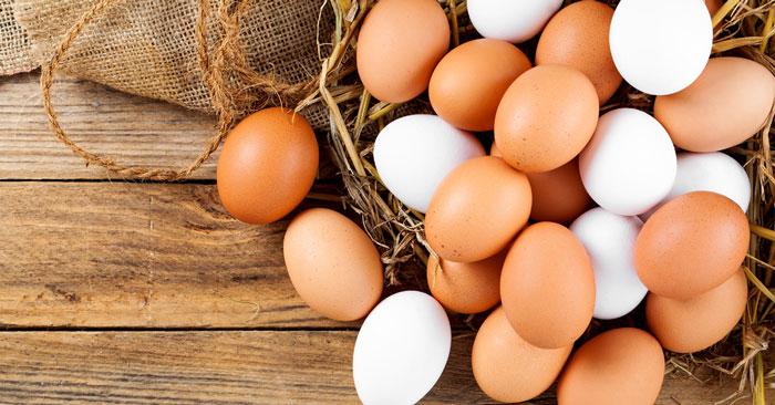 Come capire se le uova sono buone