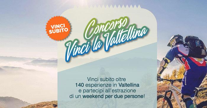 """Concorso """"Amo la Valtellina"""""""