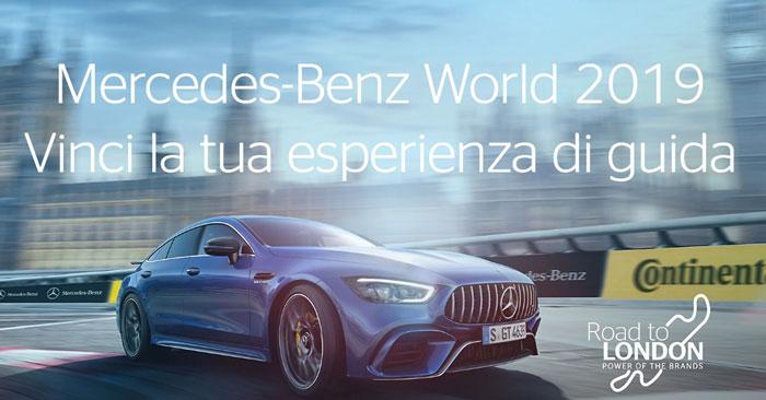 Concorso Mercedes-Benz