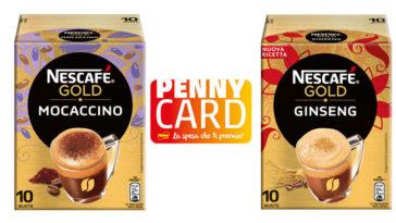 Concorso Nescafè Penny 2018