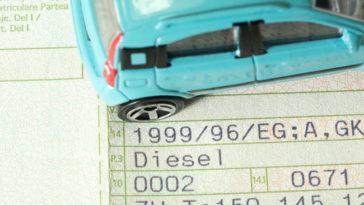 Esenzione pagamento bollo auto