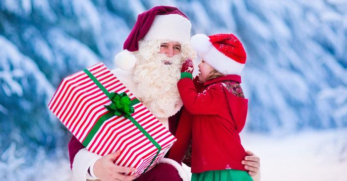 Regalini di Natale per bambini