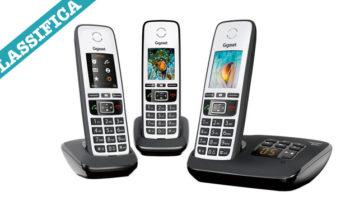 Telefoni cordless casa economici