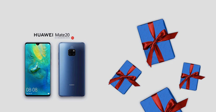 Tim Party: A Natale vinci Huawei Mate 20