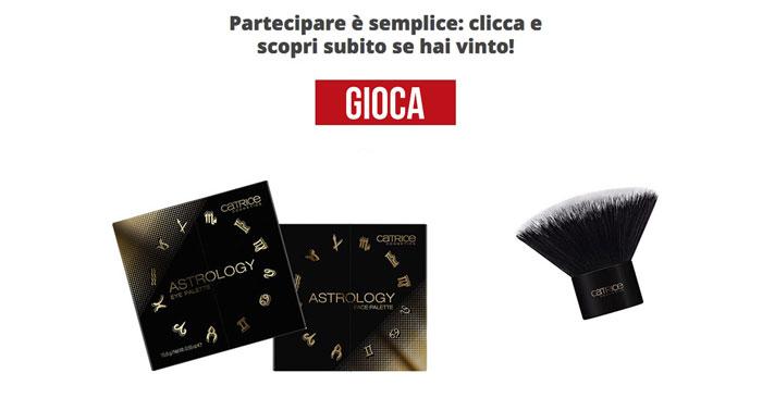 Vinci una palette Catrice (instant win)