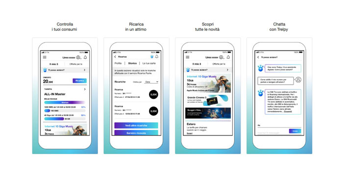 AppMy3: come scaricarla, vantaggi, concorsi, area clienti