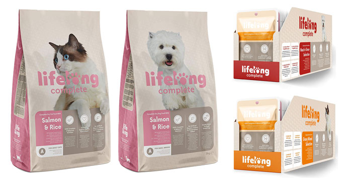Amazon Lifelong: la nuova linea per animali