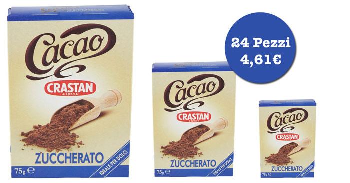 Cacao Zuccherato offerta