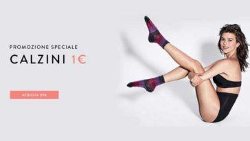 Calzedonia: calzini a solo 1€