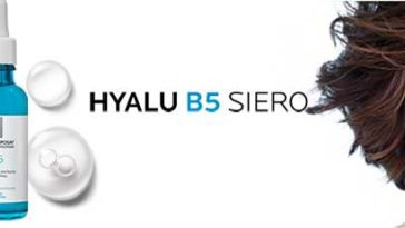 Campione omaggio HYALU B5 SIERO