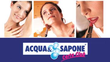 Carta Club Acqua&Sapone