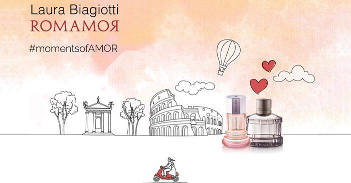 Concorso Laura Biagiotti Romamor
