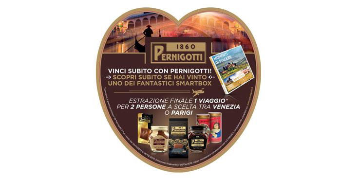 Concorso Pernigotti per San Valentino
