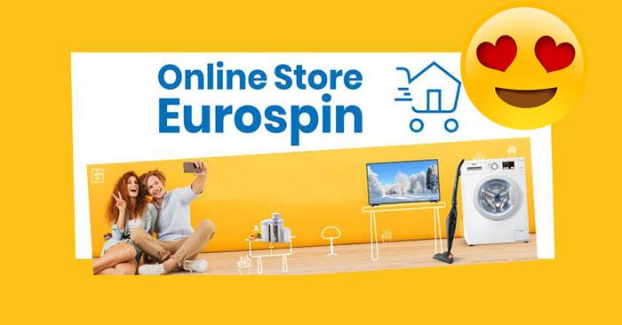 pretty nice eb634 7f283 Eurospin negozio online: la spesa con un click!