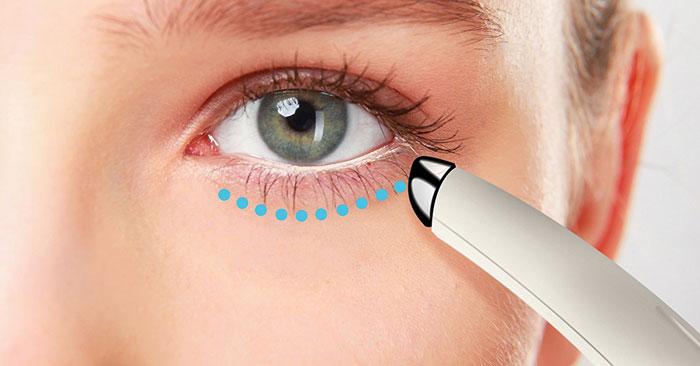 L'Oreal ti regala massaggiatore vibrante occhi
