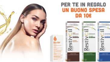 "Restivoil Bio-Oil ""Scopri la Bellezza"""