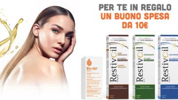 """Restivoil Bio-Oil """"Scopri la Bellezza"""""""