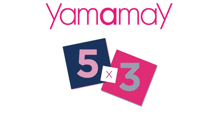 Yamamay promo slip 5x3