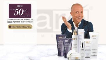 Buono omaggio Barò Cosmetics da 50€ (senza spesa minima)