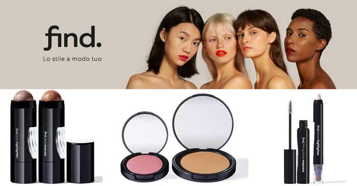 Cosmetici Amazon Find