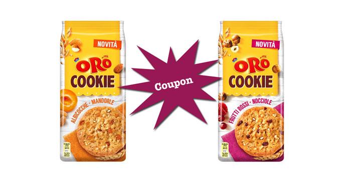 Buono sconto Saiwa oro Cookie