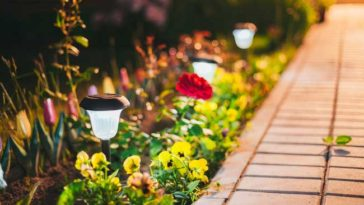 Come risparmiare nell'illuminazione giardino