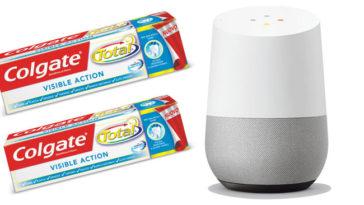 Con Colgate puoi vincere uno speaker wireless