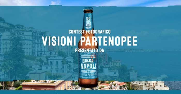 """Concorso """"Birra Napoli: Visioni Partenopee"""""""