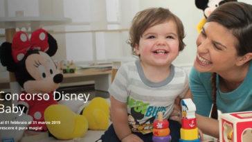 """Concorso """"Crescere con Disney baby"""""""