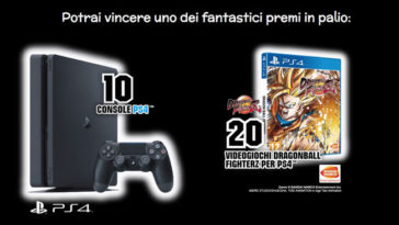 "Concorso ""Dragonball Collection"""