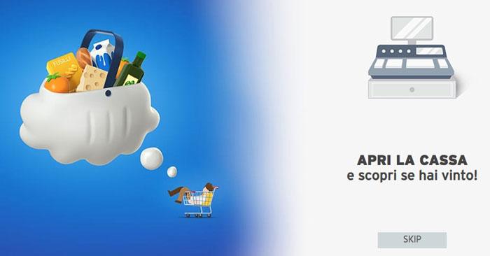 """Concorso Fastweb """"dreamFAST Carrefour"""""""