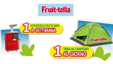 Concorso Fruittella: vinci estrattori Smeg