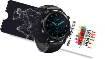 "Concorso Huawei ""#RunItPossible"""
