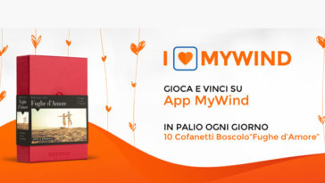 "Concorso ""I love My Wind"""