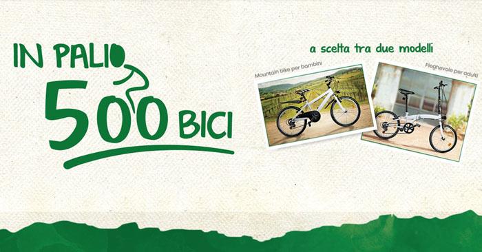 Concorso Nestlè cereali: vinci 500 biciclette (bimbo o adulto)