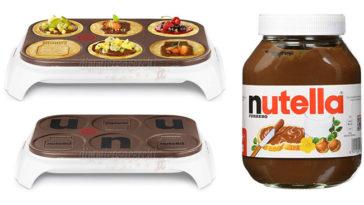 Concorso Nutella: piastre pancake Tefal